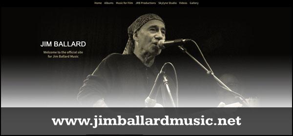jim ballard music website
